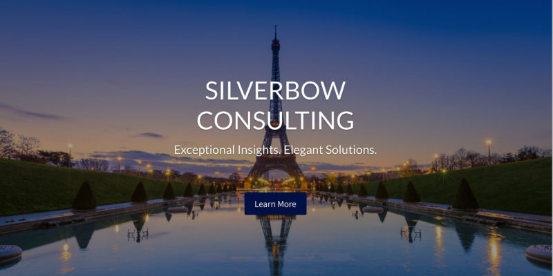 Silverbow Consulting Website & News Blog